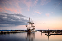 El Galeon at Greenport Harbor