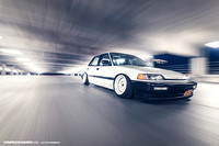 Jess Kang's 91 Civic